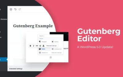 WordPress op de schop