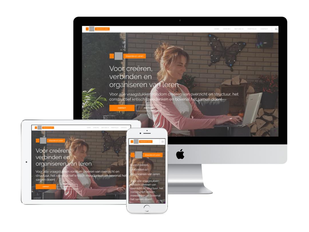 waardevol leren website