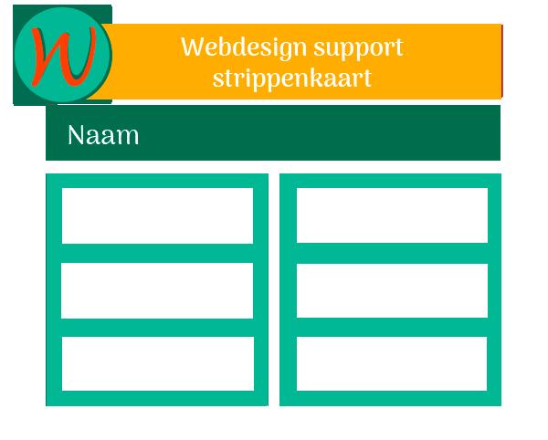 strippenkaart-webdesign-support wenswebdesign